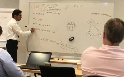 RIF med innovasjonsworkshop hos Norconsult