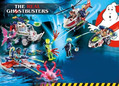 The Real Ghostbusters™ von PLAYMOBIL