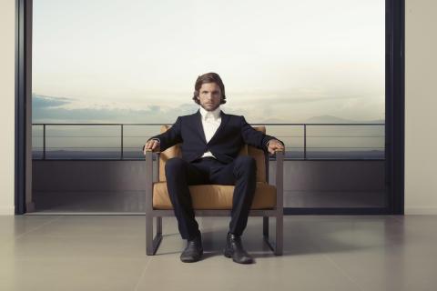 Monaco Lounge Chair Raw