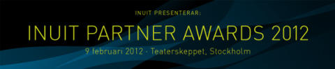 Inuit Partner Awards 2012