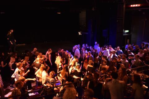 400 Swing, Salsa och Tangodansare invaderar Mejeriet i Lund