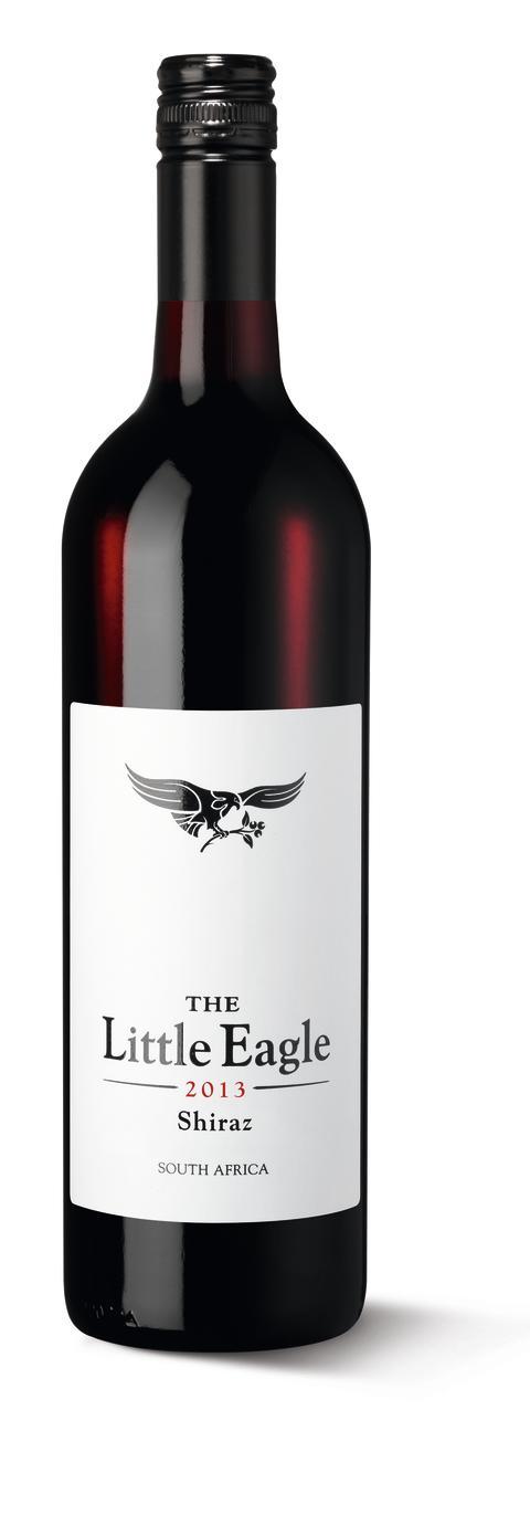 Little Eagle, Shirz, ett vin från Sydafrika