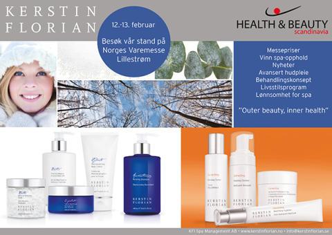 Besök oss på Health & Beauty Scandinavia