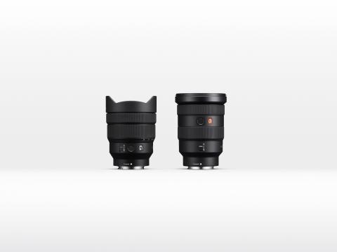 Sony introducerar två nya vidvinkel fullformatsobjektiv i E-mount-serien