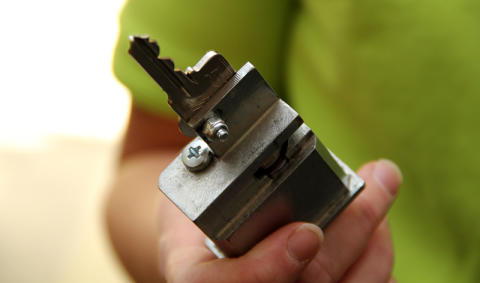 Säkrare nyckelhantering i hemtjänsten