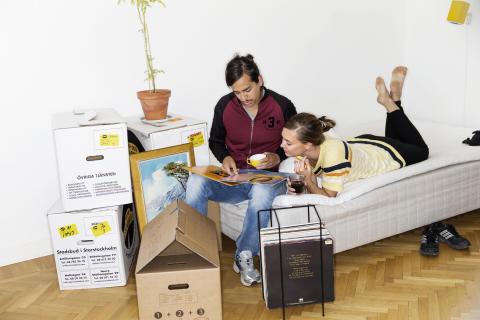 Sifo-undersökning visar: 4 av 10 unga bostadsägare oroade över sjunkande priser