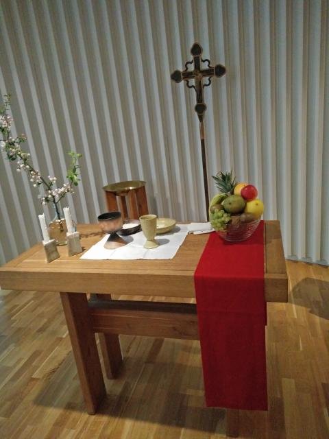 Medverkan vid Pastoralinstitutet i Lund