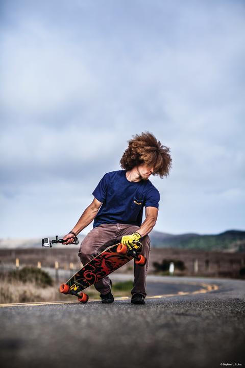 Joby Action Grip & Pole, action-billede 7