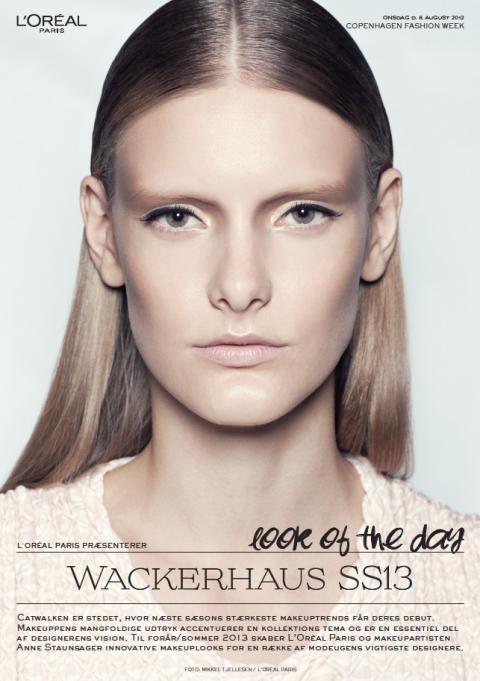 Wackerhaus SS13 - Look of the Day
