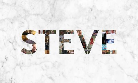 """Pressinbjudan till premiärvisning av Staffan Hildebrands film """"Den längsta resan, är resan inåt - Filmen om Steve"""""""