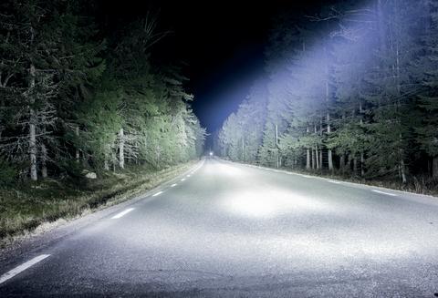 Ljusbild