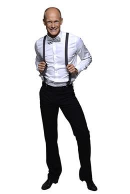Dansaren & koreografen Tobias Karlsson tog hem priset som Årets talare 2016.