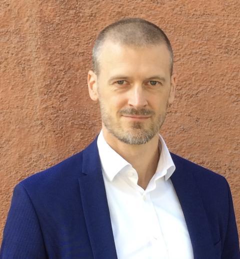 Oscar Bexell - talare på Smart City Connection