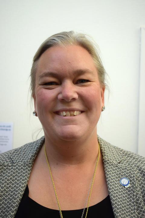 Nu presenterar vi ICF Sveriges styrelse del 3 av 8 - Lena Gustavsson