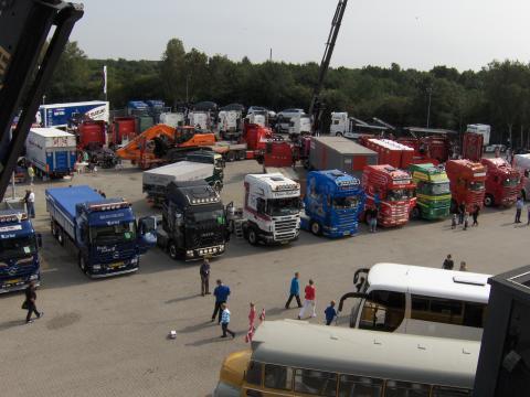 Ishøj Truck Show er lige om hjørnet
