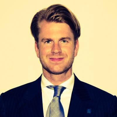 Niclas Ahlström appointed as new Country Manager for Finland by FundedByMe