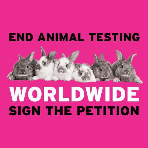 End Animal Testing Worldwide