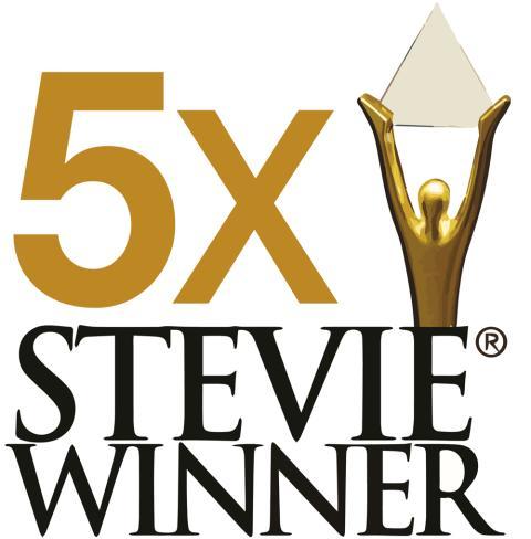 Erfolgreicher Mittelstand: Fünf German Stevie Awards 2018 für Technologie-Lösungen aus München