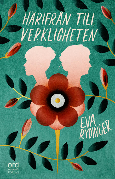 """Var börjar och slutar egentligen ett moderskap? Den 12 maj släpper vi Eva Rydingers andra roman """"Härifrån till verkligheten"""""""