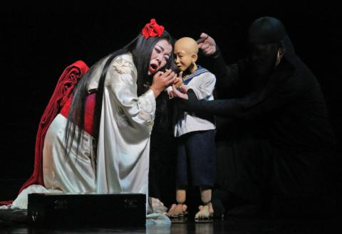 Madama Butterfly - en dokusåpa som opera visas i Lindesberg