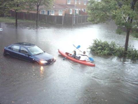 Flooding – make sure you're prepared