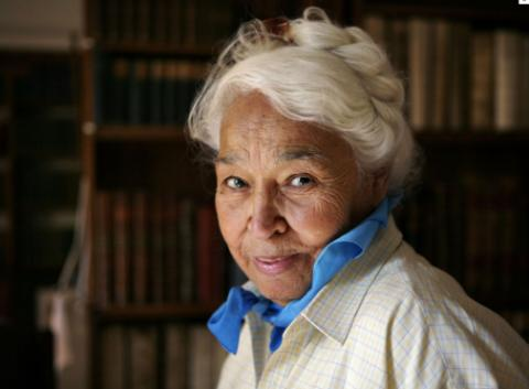 A conversation with Nawal El Saadawi