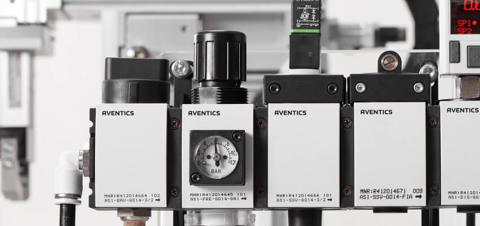 Ny leverandør: Aventics - ledende aktør på pneumatikkomponenter