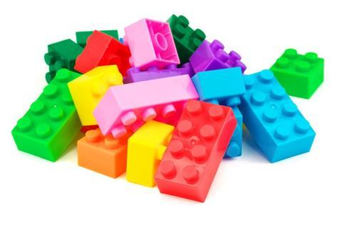Bjäre Kraft drar fiber med hjälp av LEGO!