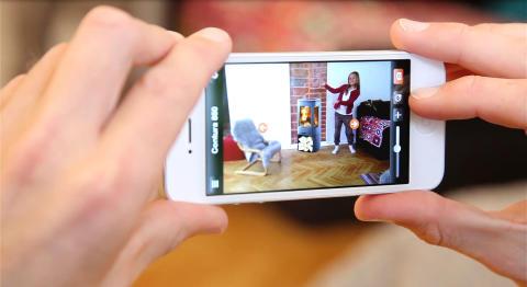 Contura app fotobild