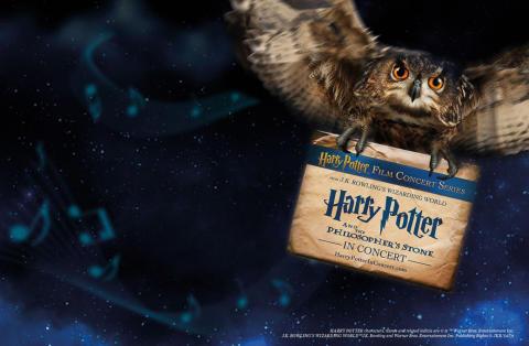 Harry Potter och De vises sten - In Concert på Malmö Live Konserthus