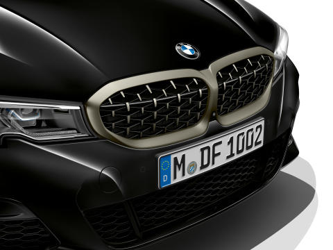Endnu mere køreglæde i den kommende BMW 3-serie
