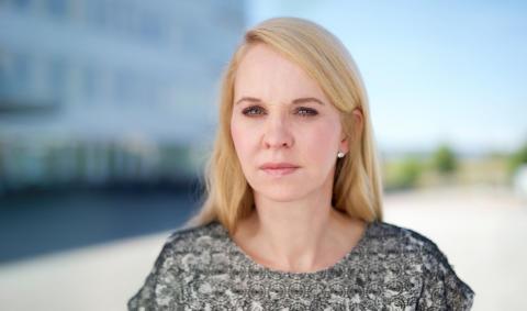 Janne Log ny direktør i Norges sjømatråd