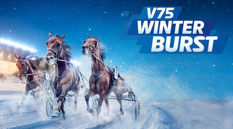 ​V75 Winter Burst – åtta V75:or på nio dagar