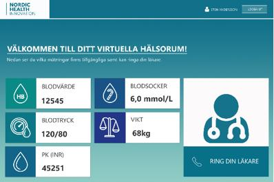 Sigma paving the way for Swedish innovations in eHealth that can save lives
