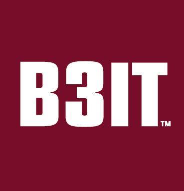 B3IT logotype röd jpg