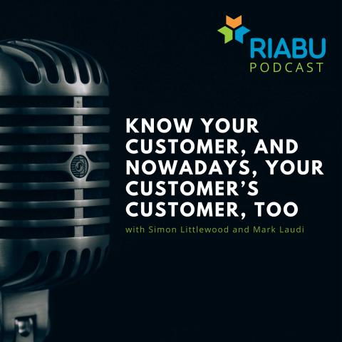 Know Your Customer, and nowadays, your customer's customer, too