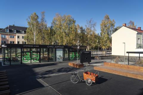 Cykelstället_Umeå_foto