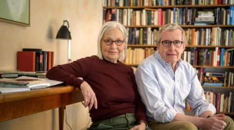 Claes Fürstenberg & Eva Fürstenberg