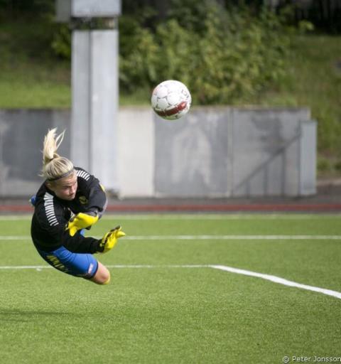 """""""Jag har en bra magkänsla inför lördag"""" - Lina Ringshamre om derbyt mot Djurgården"""