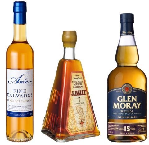 Moestue Grape Selections tar över distributionen av ett antal varumärken från spritproducenten La Martiniquaise och blir marknadsledande på Calvados i Sverige.