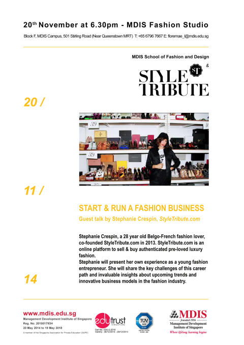 Start And Run A Fashion Business - By Style Tribute