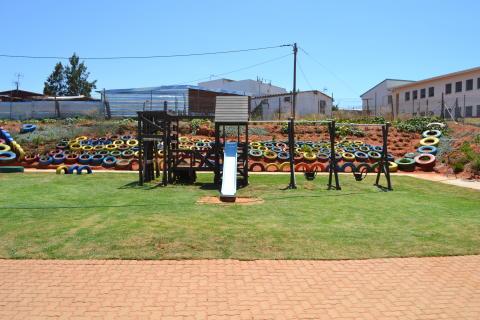 Masekande Dagsorg i Malmesbury, Western Cape