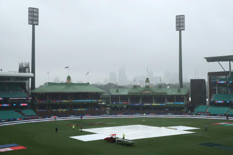Rain Knocks England Out Of T20 World Cup
