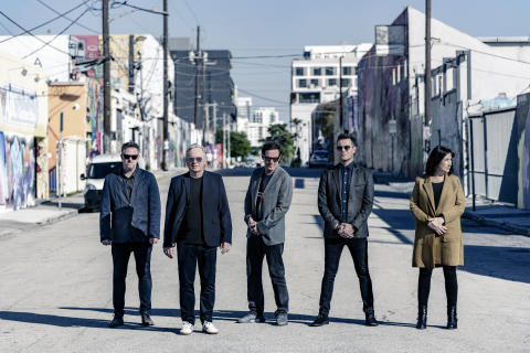 Legendariske New Order til NorthSide