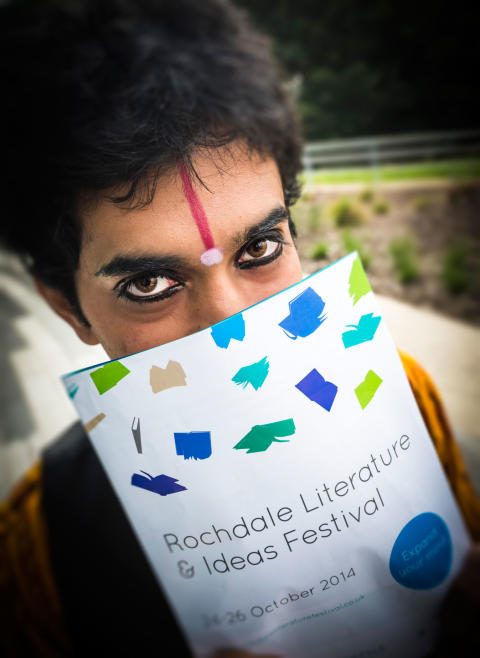 WHAT'S ON: Rochdale Literature Festival programme has launched