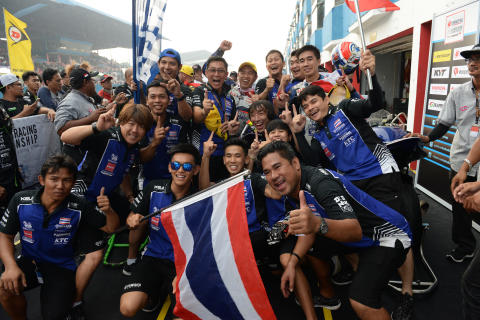 16_2017_ARRC_Rd04_Indonesia_race2-Yamaha Thailand Racing Team