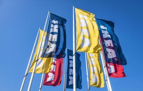 IKEA flag