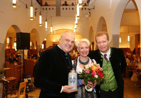 Eröffnung Donisl - Münchner Brau- und Wirtshaustradition im Herzen der Stadt