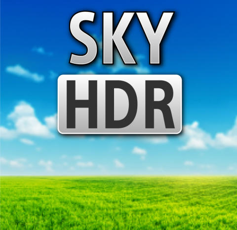 SKY HDR Play Memories Camera App