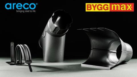 Areco har tecknat avtal med Byggmax i Norge